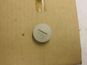 Verschlußschraube Kupplungsdeckel / Screw plug / vis de fermetur