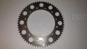 Kettenrad/Sprocket/Pignon 125ccm