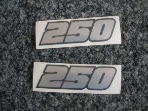 Abziehbild 250/Decal/Decalcomanie