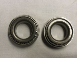 Lenkkopflager / Tapered roller bearing / Palier conique
